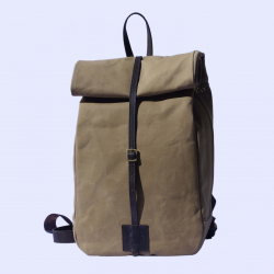 Roll Top Camera Backpack